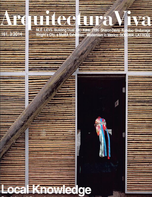 Arquitectura-Viva_WOC2014-3-COVER