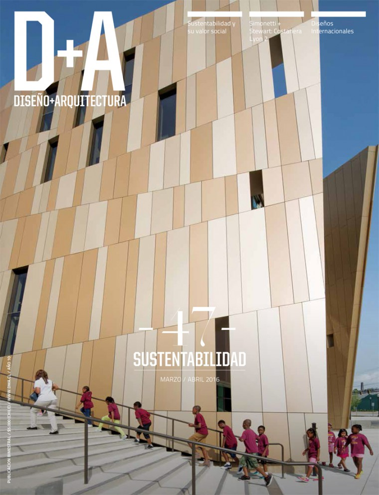 COVER March April 2016 Issue_Diseno Arquitectura-1
