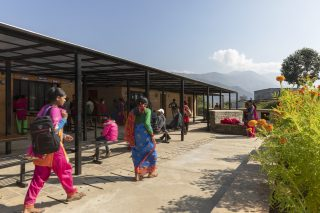 Bayalpata Hosptial; Architect: Sharon Davis Design; Location:  Bayalpata, Nepal
