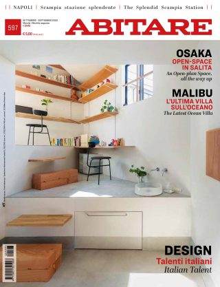 Abitare Cover Issue 597